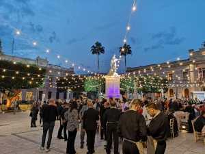 700 German Tour Operators visiting the city