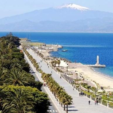 Promenade, Reggio Calabria