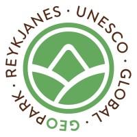 Reykjanes Geopark logo