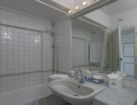 Bisaccia bagno camera standard