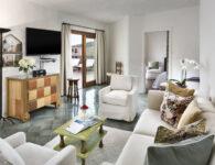 Cala di Volpe-Premium Suite Living Room