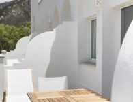 Capo Boi Standard room terrace