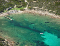Cervo-Private beach