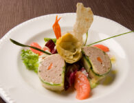 Colonna Resort Restaurant_MEnù