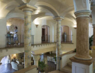Le Palme hall2
