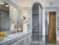 Pitrizza-Superior Double Room Bathroom
