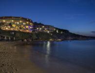 Club notturna da spiaggia baja sardinia