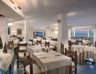 Club ristorante boungaville interno 2