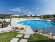 Nuraghe panoramica piscina
