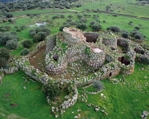 Excursions in South Sardinia, Excursions in South Sardinia