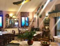 Sardinia mountain taverna