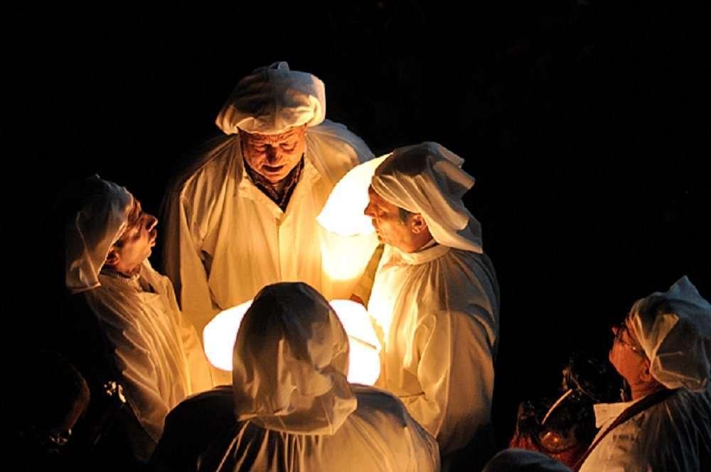 , Easter magic in Sardinia