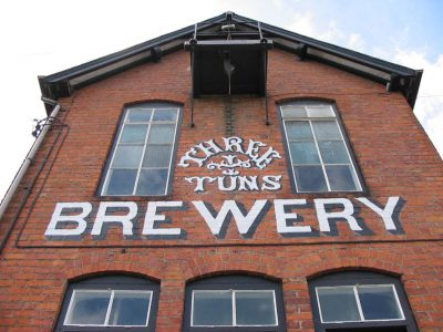 Three Tuns Brewery, Bishops Castle