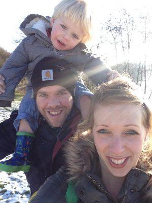 Marie Kreft and Family