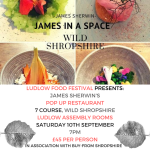 Pop Ups: Wild Shropshire by James Sherwin