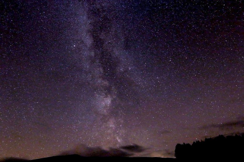 Shropshire Hills Stargazing