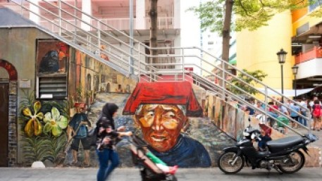 Street art hunting in Singapore - Visit Singapore Official Site