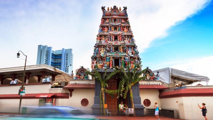 Sri Mariamman Hindu Temple, Chinatown Singapore - Visit Singapore Official  Site