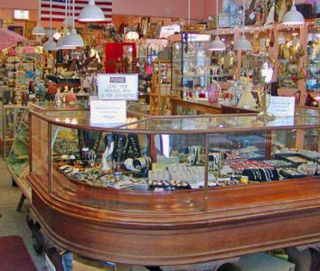 Antiques Antique Shops In