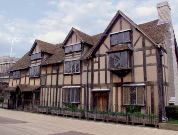 Shakespeare's Hometown - London