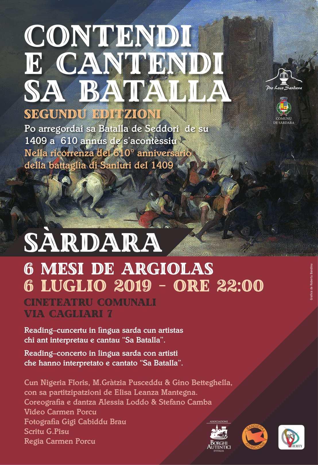 Sa Batalla - Sardara