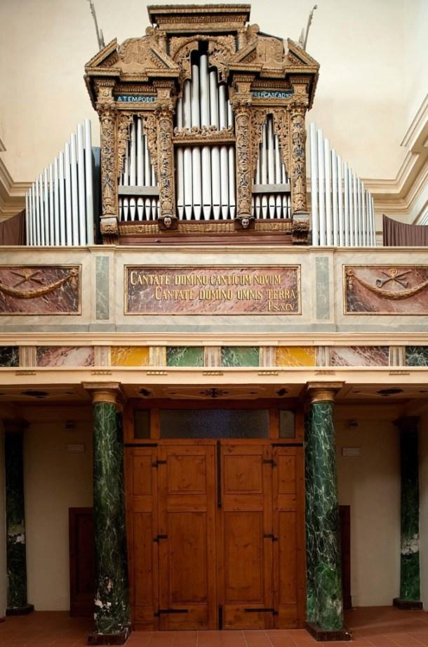 Organo S. Maria Assunta