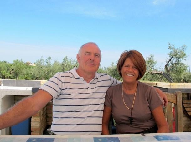 Paula e Bernard