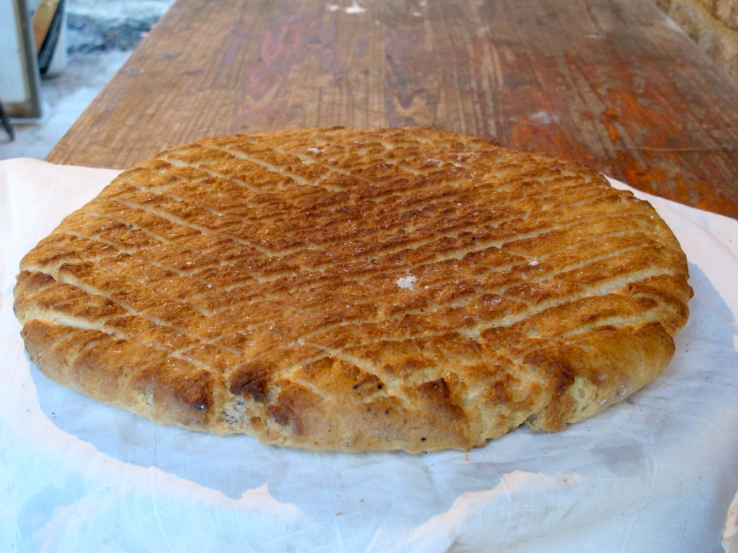 Ricetta pizza scima