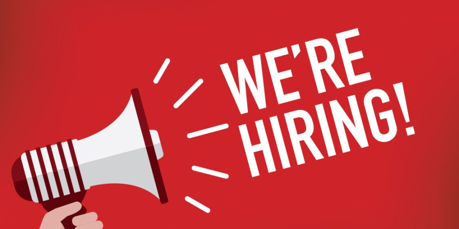We are hiring! University Officers wanted!
