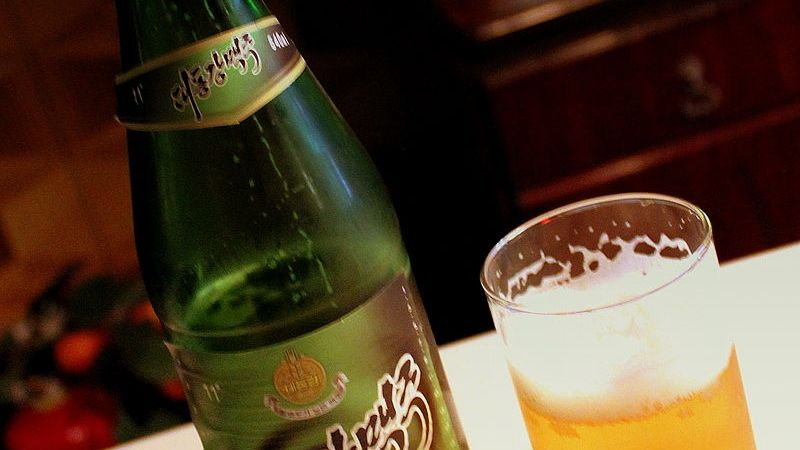 The English roots of Taedonggang: The surprise story of North Korea's Favourite Beer