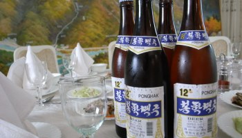 Taedonggang: The surprise story of North Korea's Favourite Beer