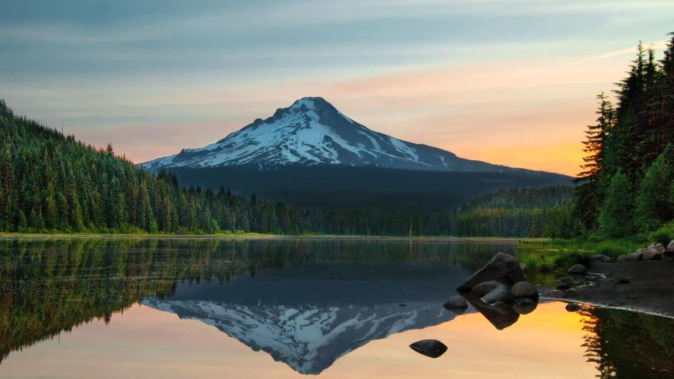 Mt. Hood in Oregon