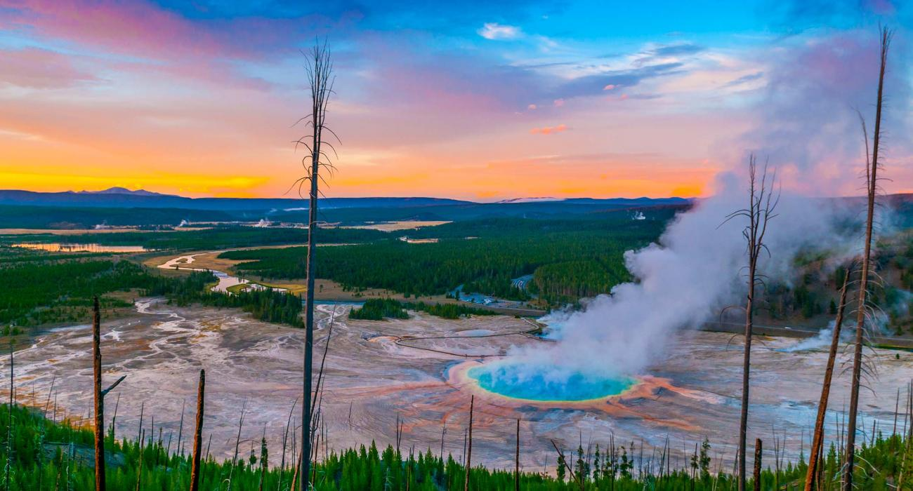 Image result for Yellowstone National Park USA