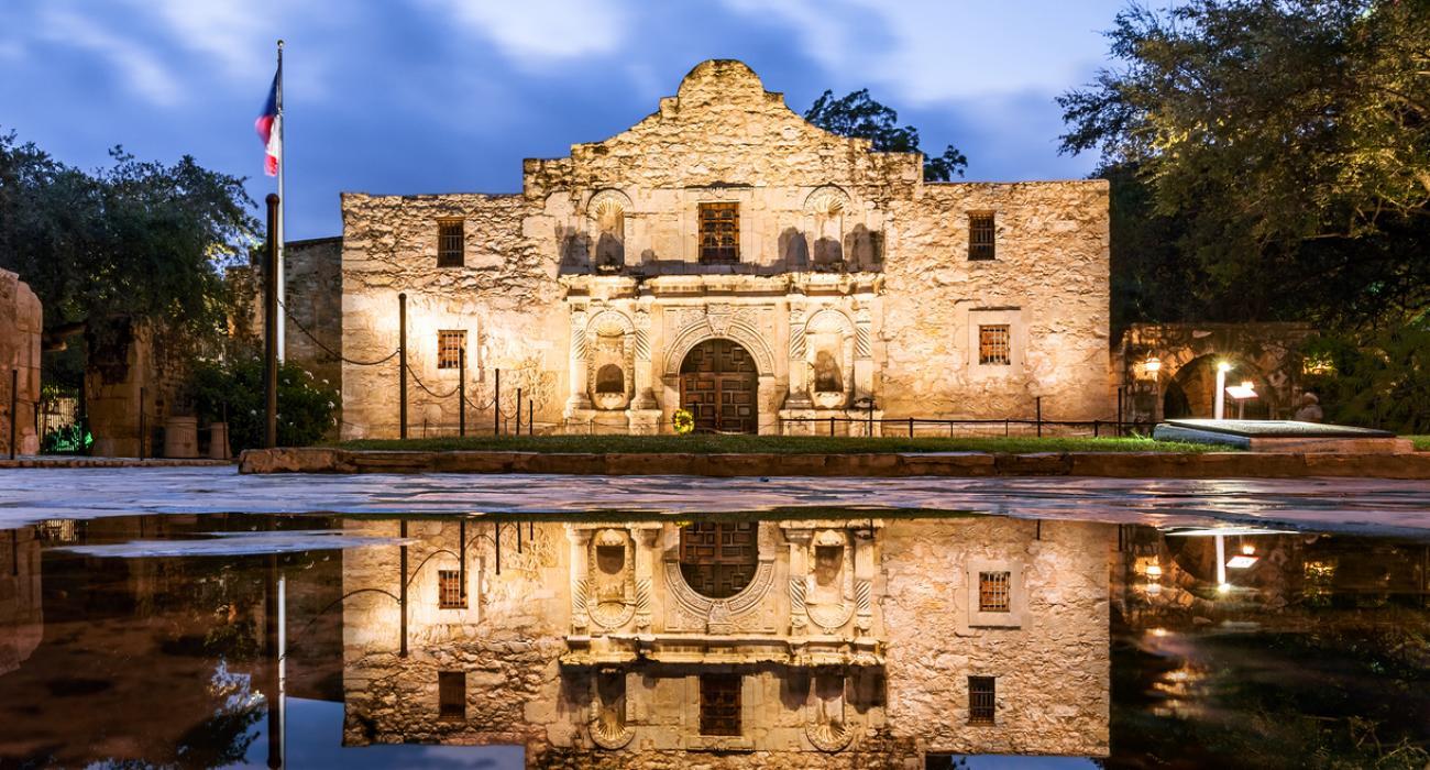 5 Missions In San Antonio Texas