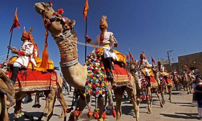 Desert Festival, Rajasthan