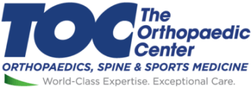 The Orthopaedic Center (TOC) Logo