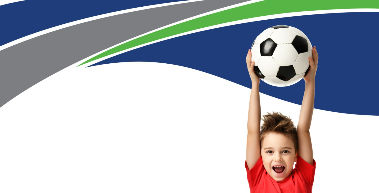 kid with soccer ball | Pediatric Injury Clinic | Huntsville AL