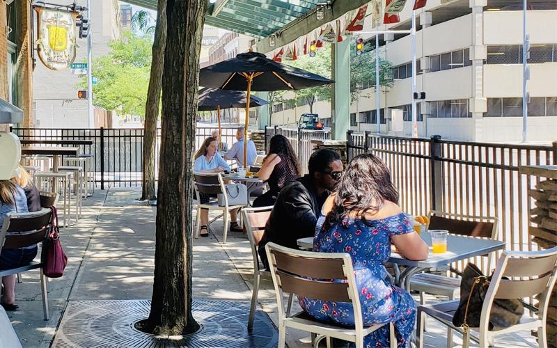 toledo outdoor dining guide