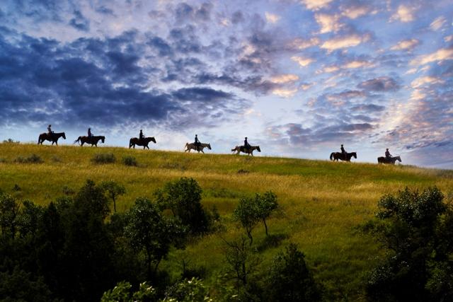 """COWBOY UP"": esperienza western nel Legendary State del Great American West"