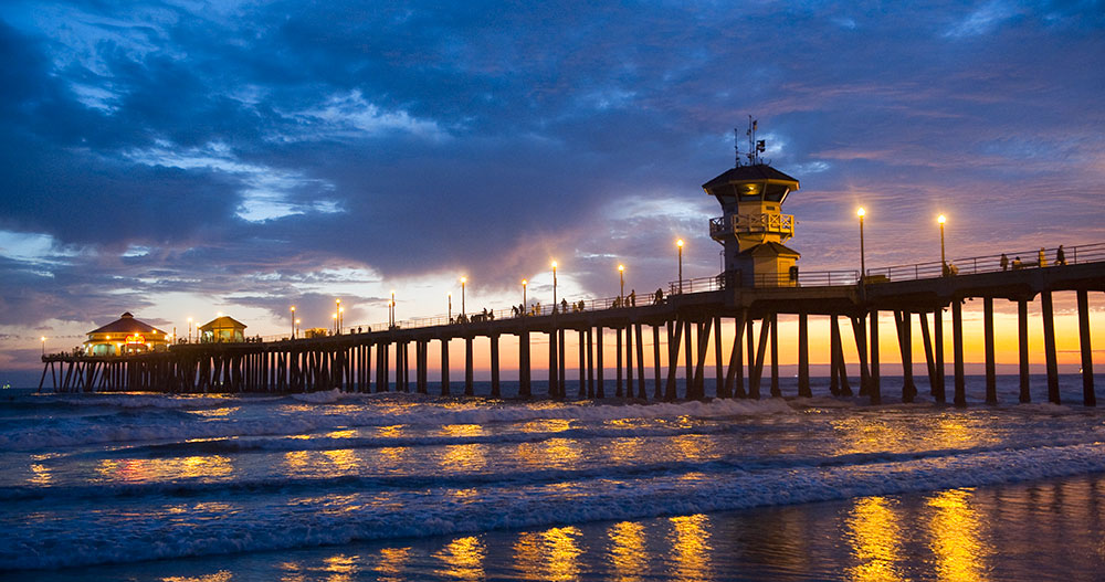 Huntington Beach – ©Visit California