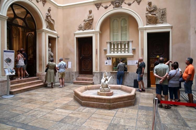 Rodaje en valencia, la ciudad en la pantalla. Museo Nazionale Della Ceramica Museo Nacional Ceramica