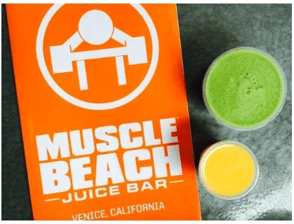 Muscle Beach Juice Bar