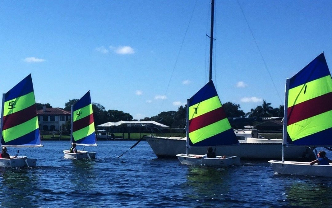 Come & Sail with Venice Youth Boating Association!