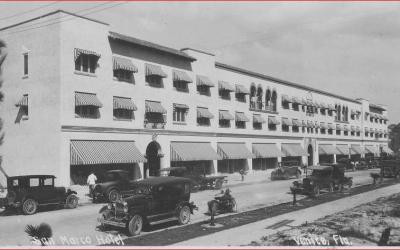 #2. 238 W. Tampa Avenue: San Marco Hotel