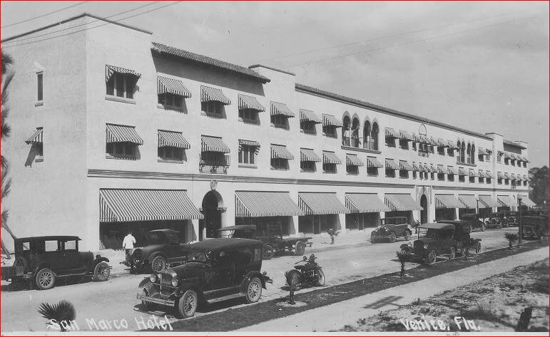 238 W. Tampa Avenue: Originally San Marco Hotel