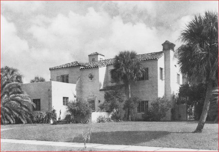 519 S. Harbor Drive: Banyan House