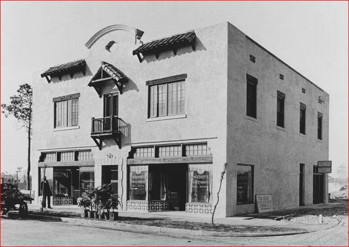 South Nassau Street: Sawyer Building