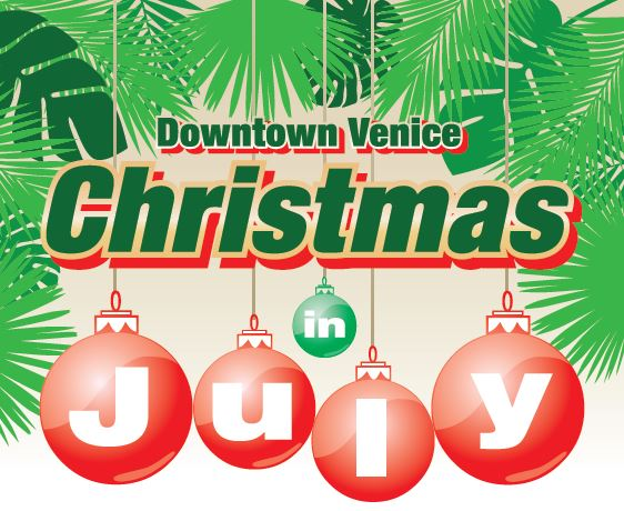 'Tis the Season for…. Christmas in July!