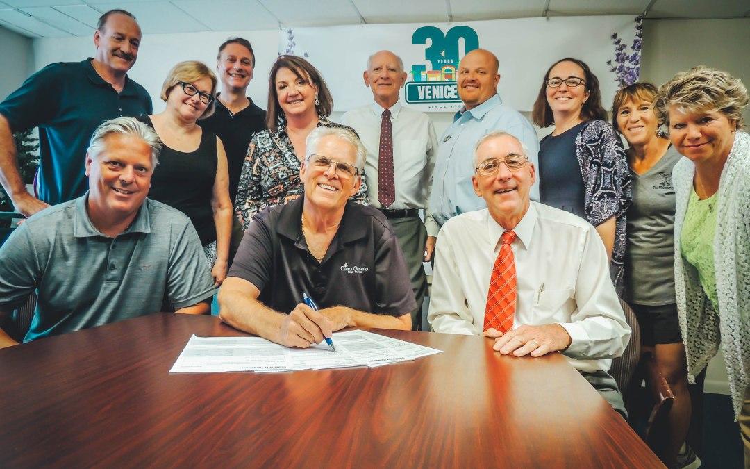 Venice MainStreet Inc. Establishes Endowment Fund