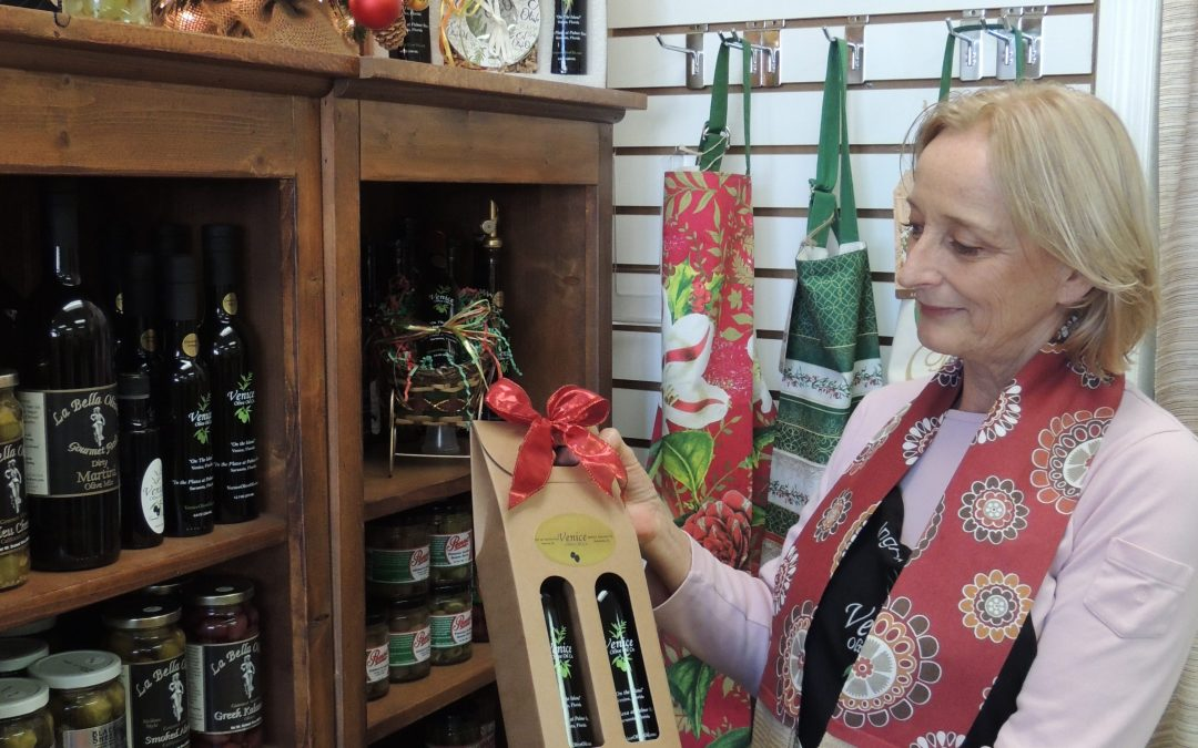Give A Gift to Your Community – Shop Local